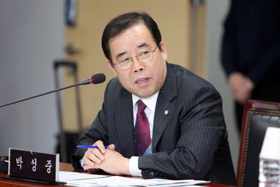박성중 자유한국당 의원.