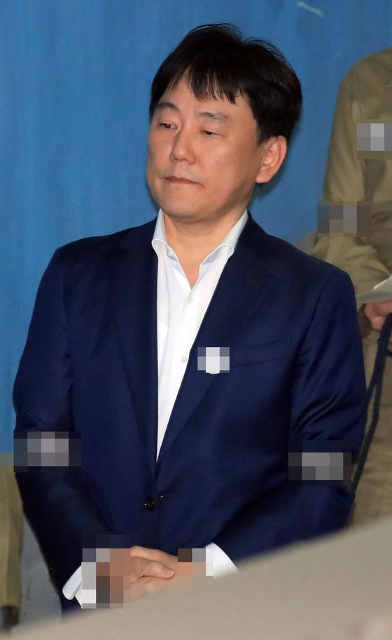 이장석 전 서울히어로즈(넥센히어로즈) 대표. [연합뉴스]