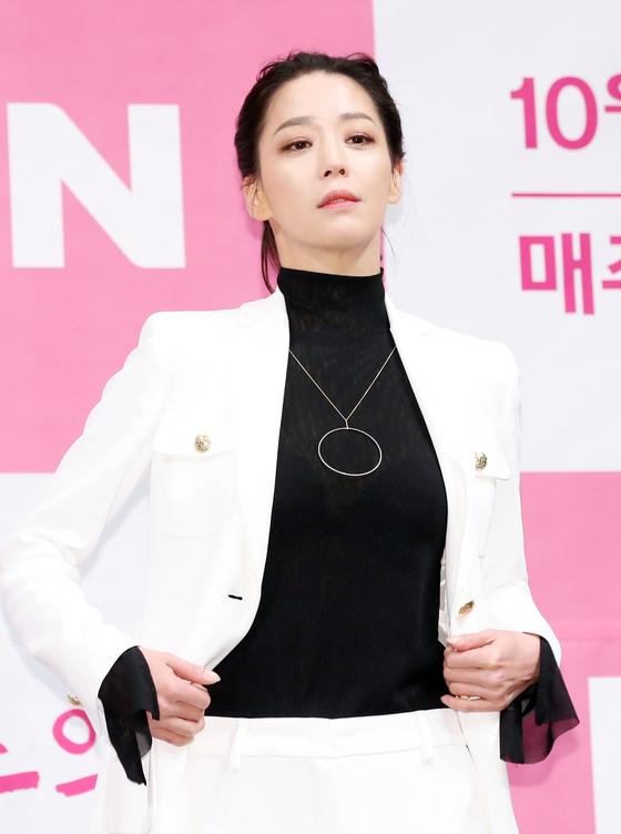 배우 한고은 [뉴스1]