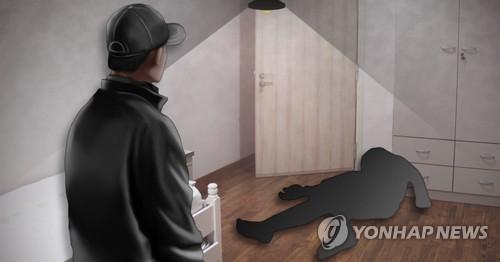 경기 여주경찰서는 친형의 집에서 형수 A씨의 목을 흉기로 한 차례 찌른 혐의로 임모씨를 체포해 조사하고 있다. [연합뉴스]