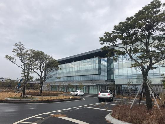 녹지병원 원희룡. 최충일 기자
