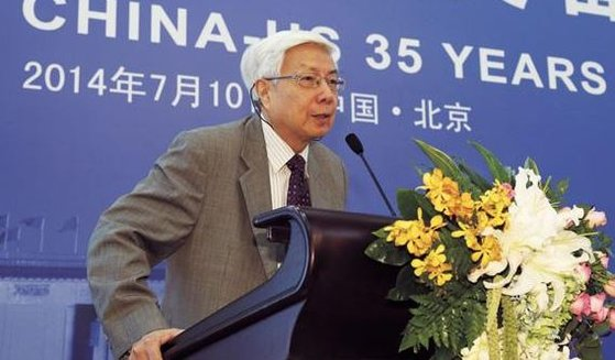 옌다춘 베이징대 교수 [사진 인민망]