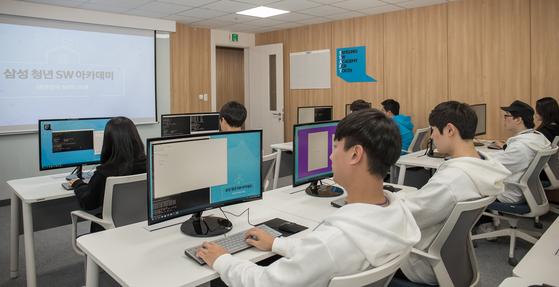 1년간  SW무료교육에 월 100만원 주는 삼성전자 청년SW아카데미