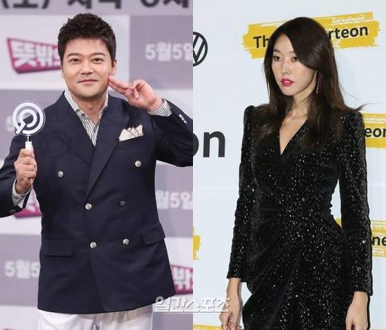방송인 전현무(41)와 모델 한혜진(35)이 공개 열애 1년여만에 연인에서 동료 사이로 돌아갔다. [일간스포츠]