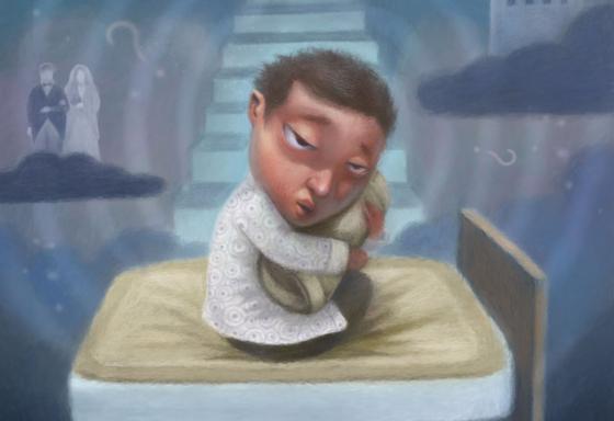 스트레스나 정신적인 이유로 잠을 이루지 못하는 비기질성 수면장애 환자는 다음달 1일부터 실손보험 보상을 받을 수 있다.<중앙포토>