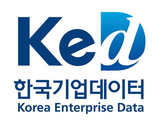 한국기업데이터 로고