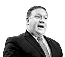 """""""폼페이오, 북 비핵화 진전 없어 분노""""…미 언론들 외교..."""