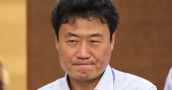 김종천 전 청와대 의전비서관. [연합뉴스]