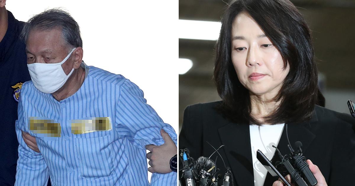 """'화이트리스트' 김기춘·조윤선 """"강요죄 유죄는 과하다"""""""