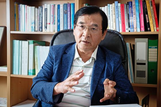 김대환 전 노동부 장관
