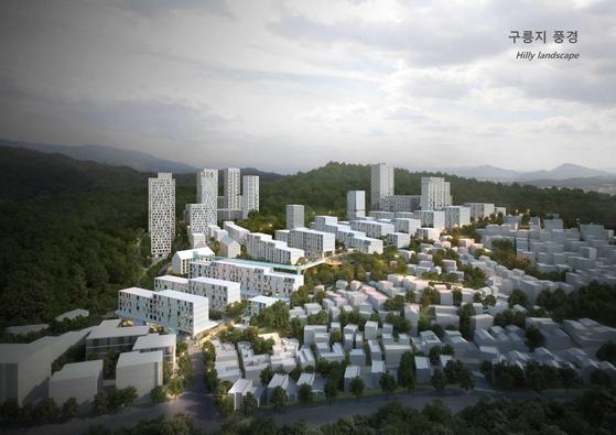 서울 마지막 달동네 주민들 박원순식 재개발에 뿔났다