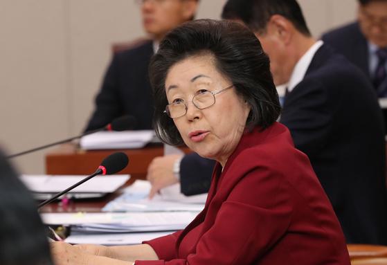 자유한국당 이은재 의원