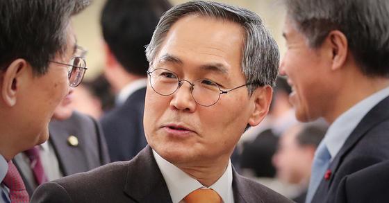 우윤근 주러시아 대사. [연합뉴스]