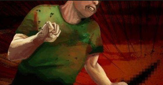 아무런 이유 없이 흉기를 휘둘러 2명에 상해를 입힌 30대 남성이 항소심에서도 징역 8년을 선고 받았다. [연합뉴스]