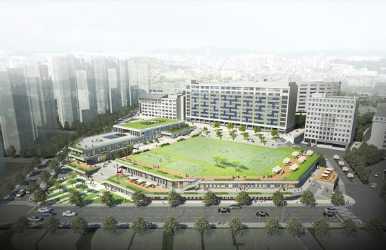 명지대 18일 '인문캠퍼스 복합시설' 신축 기공식
