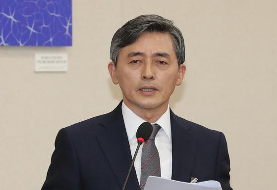 양승동 한국방송공사(KBS) 사장. [연합뉴스]