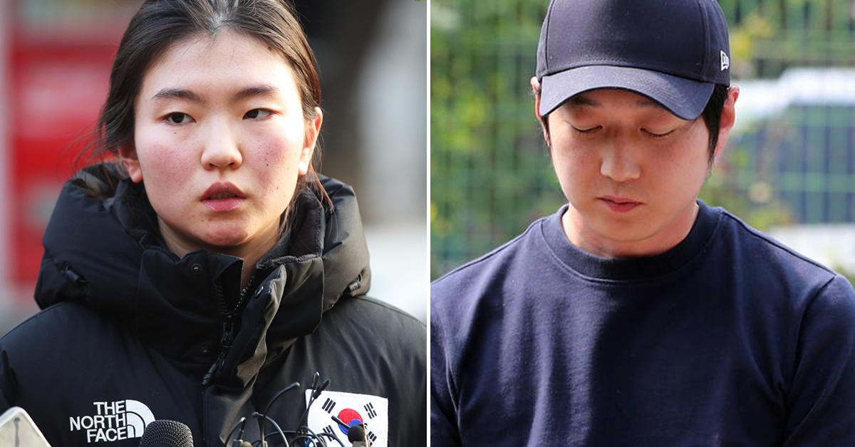심석희 쇼트트랙 국가대표(왼쪽)와 조재범 전 코치. [연합뉴스]