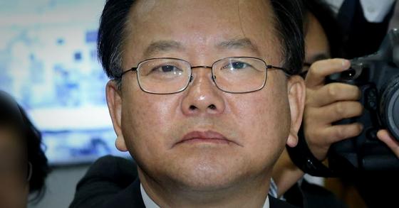 김부겸 행정안전부 장관. [연합뉴스]
