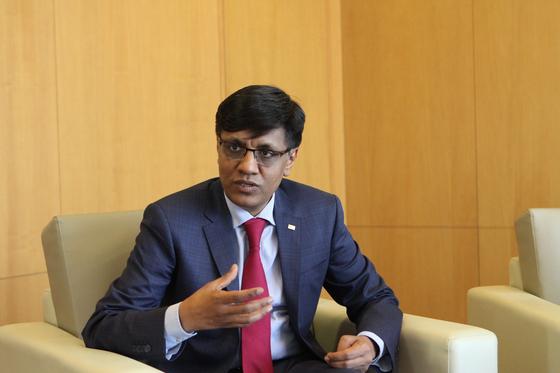 닐레쉬 수라나 미래에셋자산운용 인도법인 최고투자책임자(CIO)