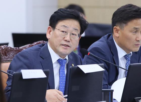 김정호 더불어민주당 의원 [연합뉴스]
