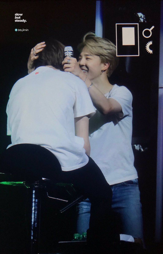 PHOTOS: Story of Two Brothers   Sweet Moments of BTS JIMIN