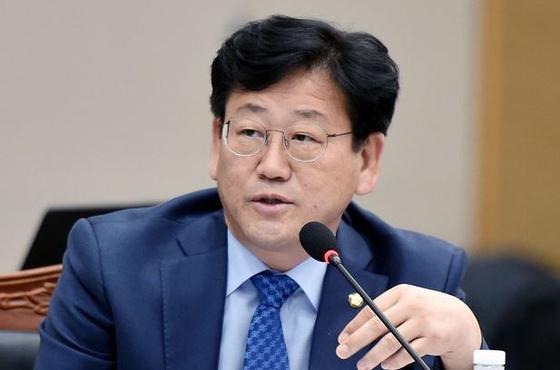 김정호 더불어민주당 의원. [뉴시스]