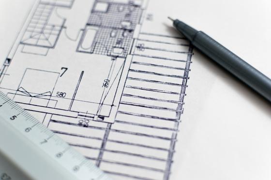 건축주가 북향 전망을 살리고 싶다고해서 주택에서 주요 실들을 모두 정북향을 향하도록 설계했다는 것은 말이 안된다. 도면대로 시공되면 그 집은 일 년 내내 해가 들지 않을 것이다. [사진 Pexels]