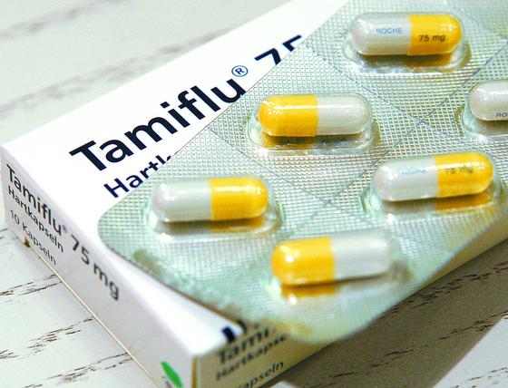 항바이러스제 타미플루