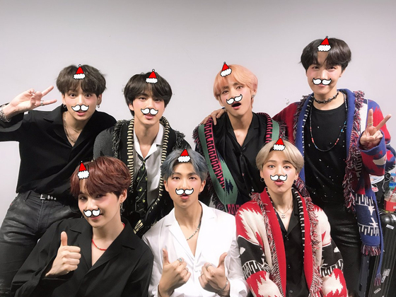 Photo from Twitter @bts_bighit