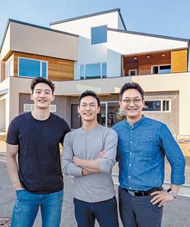 홈트리오(주)는 이동혁·임성재·정다운 스타건축가 3인이 전원주택을 시공한다.