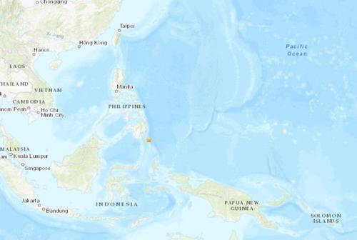 필리핀 남부 섬에서 규모 6.9 지진…쓰나미 경보는 해제