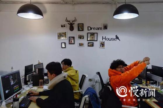 궈즈거거 X 덩셴썬의 사무실 드림하우스 [사진 만신원]