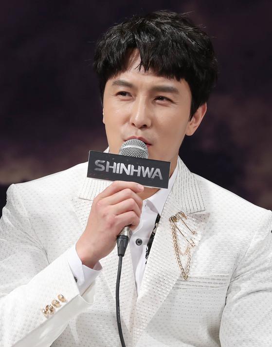 신화 김동완 [일간스포츠]