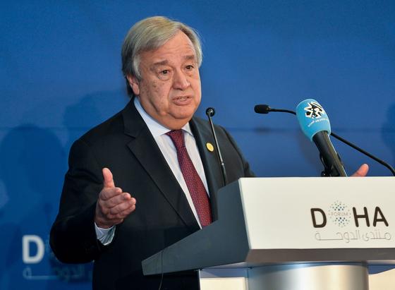 유엔총장 인류 위협하는 기후변화…마지막 기회 잡아야