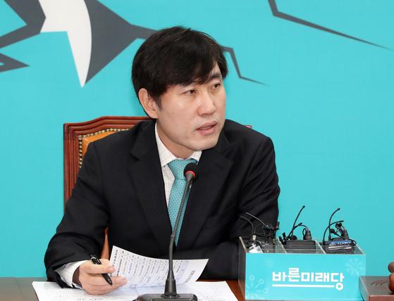 하태경 바른미래당 최고위원. [연합뉴스]