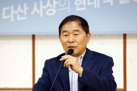 황주홍 민주평화당 의원. [뉴스1]