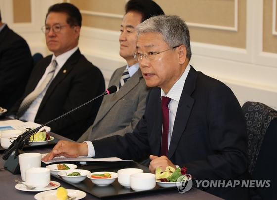 바른미래당 김동철 의원 [연합뉴스]
