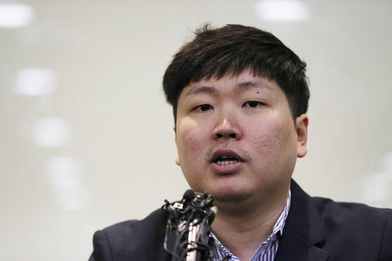 신재민 전 기획재정부 사무관 [연합뉴스]