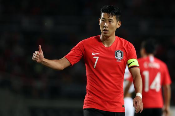 634억원 '몸값 1위' 손흥민, 1075억원 '팀 가치' 1위 한국 축구