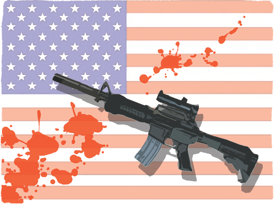 미국 캘리포니아주의 한 볼링장에서 총기 사건이 발생해 3명이 숨지고 4명이 다쳤다.[중앙포토]