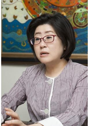 장화정 중앙 아동보호 전문기관 관장. [사진 중앙 아동보호 전문기관]