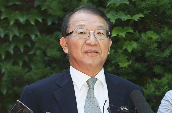 양승태 전 대법원장