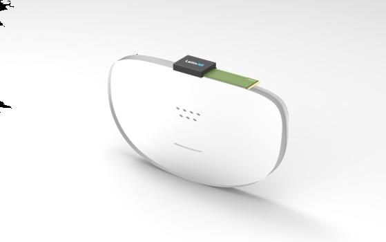 레티널의 핀미러 기술을 적용한 렌즈