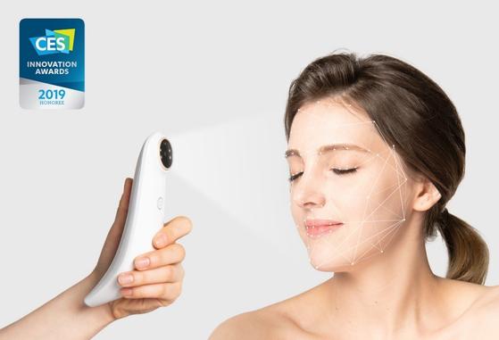 뷰티 인공지능(AI) 스타트업 룰루랩의 AI 피부비서 루미니