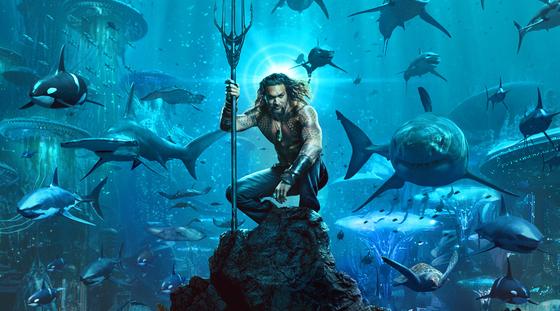 바다의 제왕 '아쿠아맨'의 고향은 아틀란티스다. 그는 지구의 평화를 지키는 히어로다. 아틀란티스는 많은 이들이 구전 신화나 전설로 알고 있지만 원작자가 분명한 창작품이다. 고대 철학자 플라톤이 '크리티아스'에서 아틀란티스를 창조했다. [사진 영화 캡처]