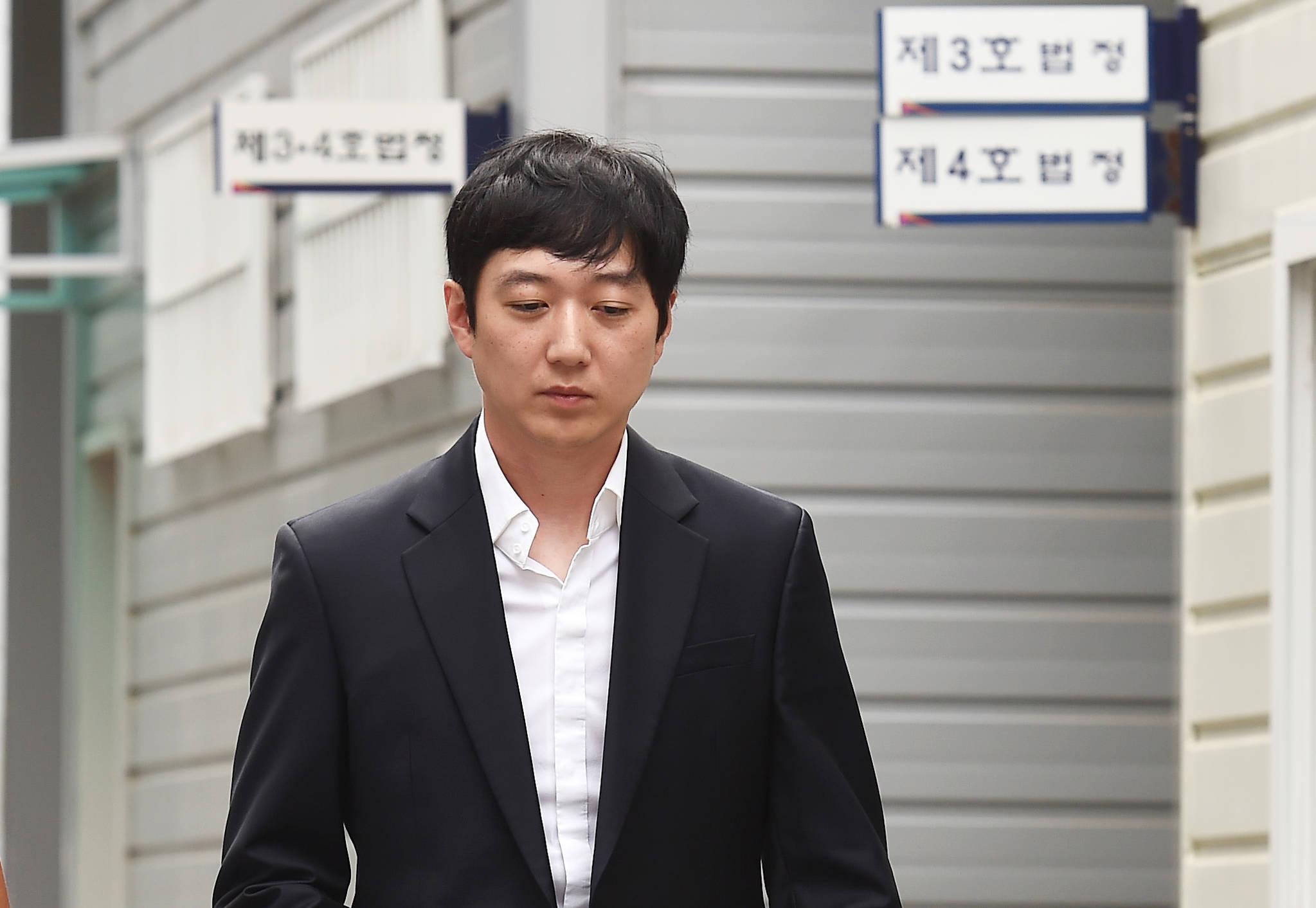 조재범 전 쇼트트랙 국가대표팀 코치. [뉴스1]