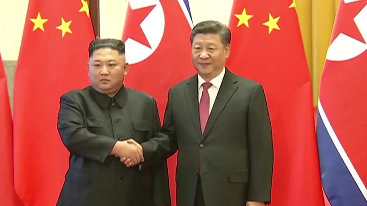"""""""시진핑 방북 수락"""" 중국 발표엔 없어…북한, 구두 약속을 기정사실화"""