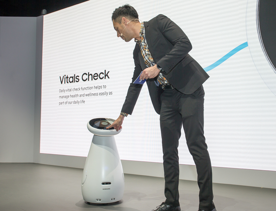 "[2019 CES]빌 게이츠 20년 전 꿈…세탁기가 ""통 세척할까요"" 묻는 세상"