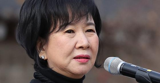 손혜원 더불어민주당 의원. [연합뉴스]