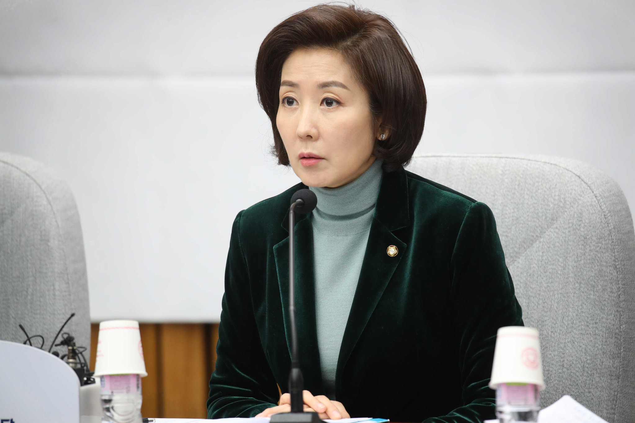 나경원 자유한국당 원내대표.. 오종택 기자
